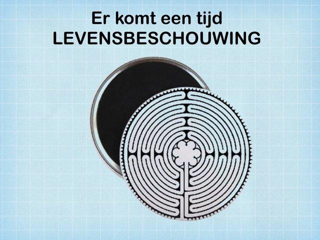Levensbeschouwing K1 by Caspar Middeldorp