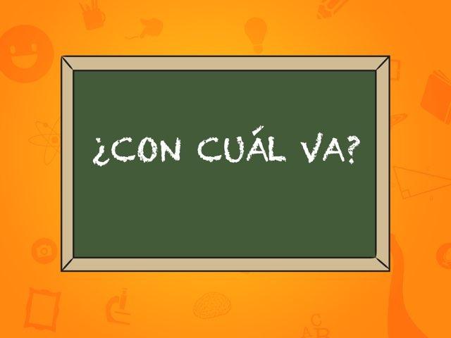 Con Cuál Va? by Romina Dascoli