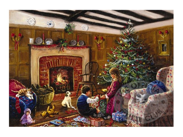 A Busy Christmas by Daniel Whiting