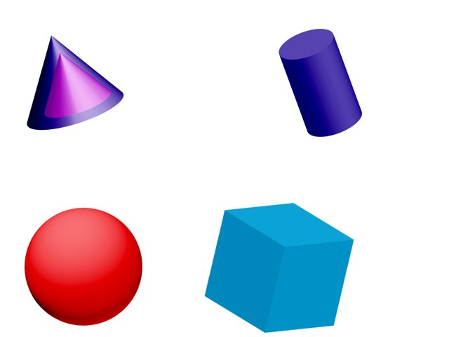 A Game With Shapes And Things by P309 Classroom