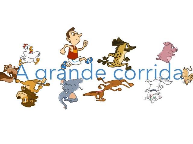 A Grande Corrida by Gerson Nagel