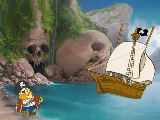 A Pirate Story by Yulia Tyshchenko