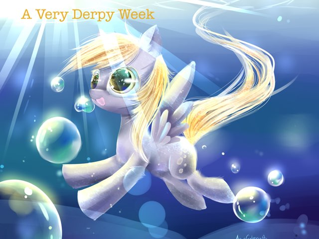 A Very Derpy Week by Mohammad isha