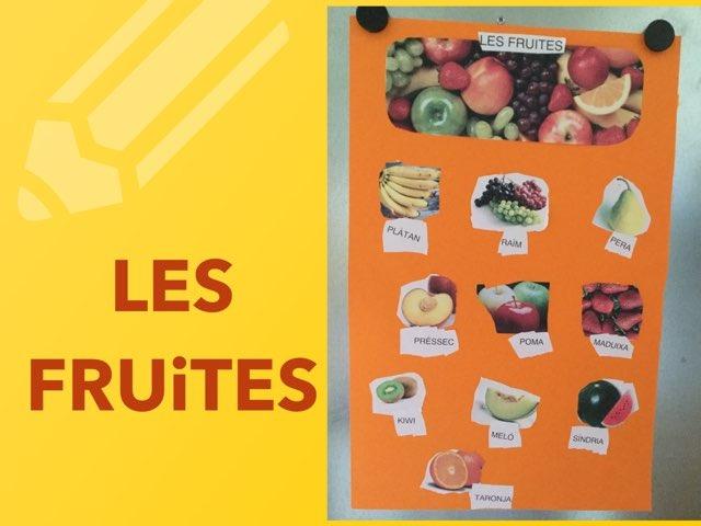 Fruites by Joana vila