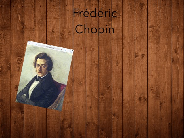 Frédéric Chopin by Isabelle Guay