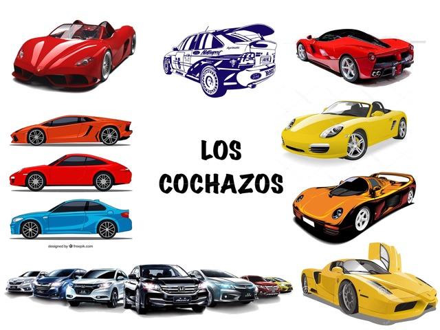 LOS COCHAZOS by ruben molinero