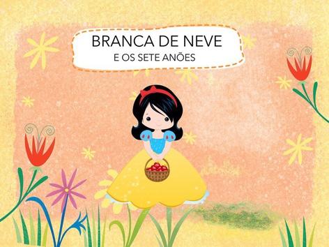 História Da Branca De Neve  by Bárbara Rocco
