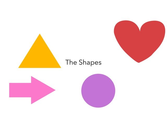 The Shapes by Cindy Carling