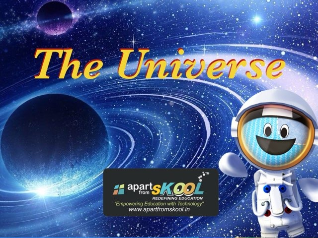 The Universe by TinyTap creator