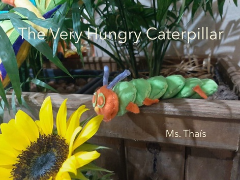 The Very Hungry Caterpillar  by Thais Baumgartner
