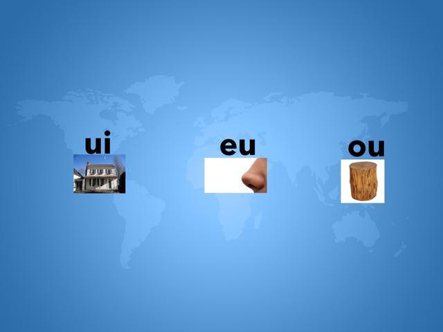 Klanken Ui Eu Ou by Jaap van Oosteren