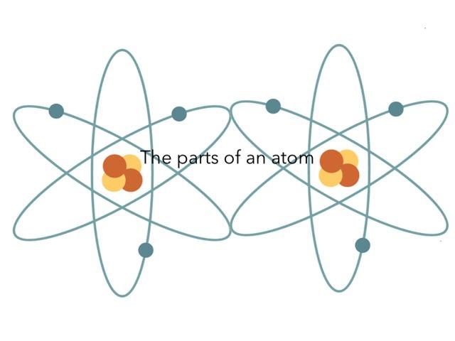 Parts Of An Atom by Leny Beltran