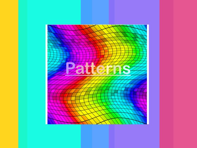 Patterns by Amanda Eeles