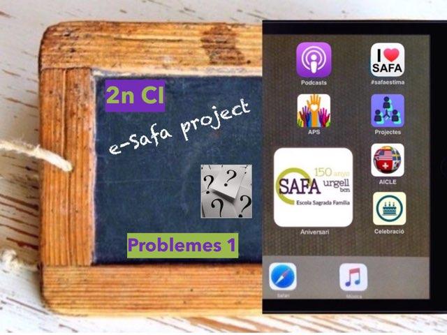 Problemes 1 by IE Londres c/urgell