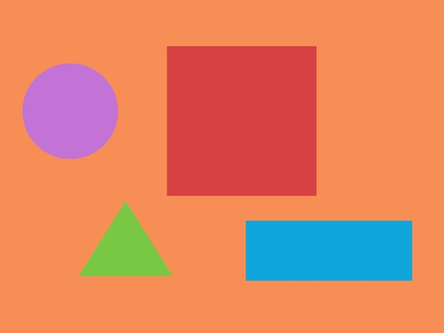 Shapes 2 by Jessica Gamblin