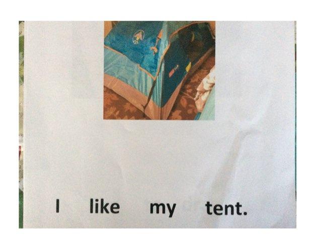 Nadia's I Like Book by Yvonne Malone