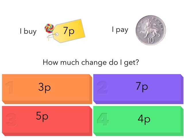Change From 10p by Claire Wilson