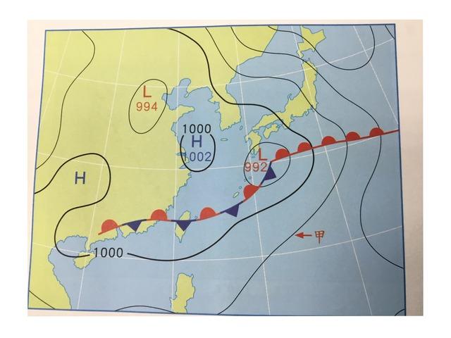 認識地面天氣圖 by Yuchi Cheng
