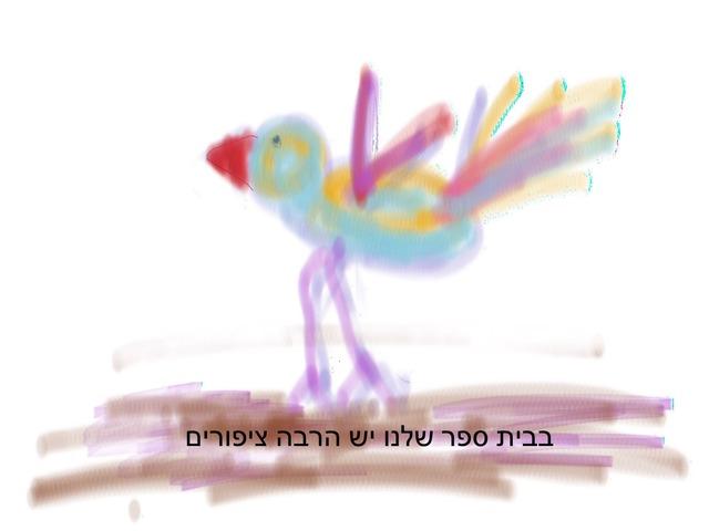 ציפורים by הילה שמריה