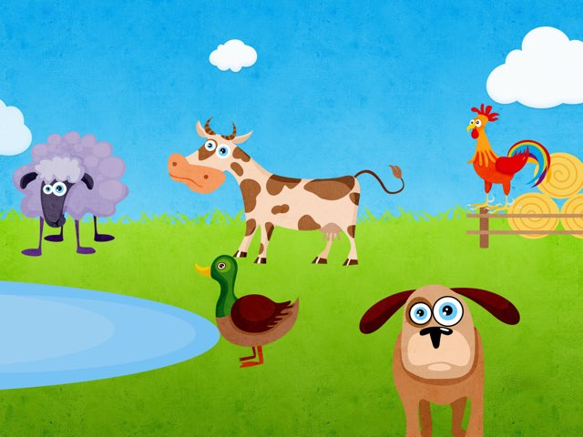 Animals Voice  by Rana Mattar