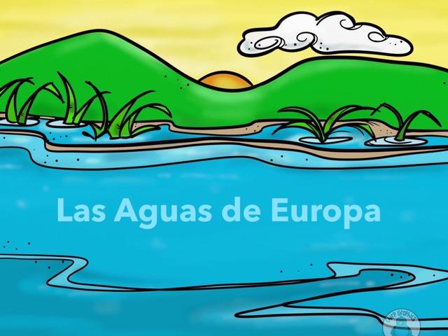 Las Aguas De Europa  by Maria Ruiz Calero