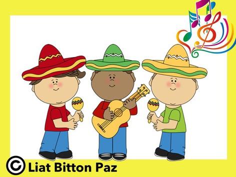 Musical Instruments  by Liat Bitton-paz