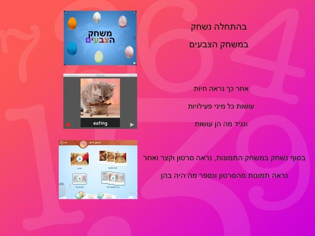 לוז טיפול שפה איתי ד by Hagar Keshet