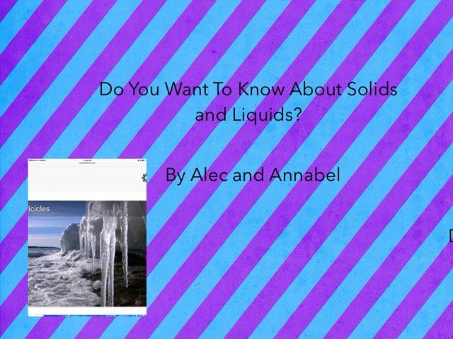 Annabel Alec by Hulstrom 1st Grade
