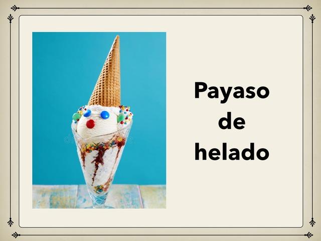 Payaso De Helado by ANDREA GONZALEZ