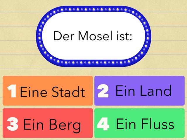 Ein Länder-Quiz by Mathias LiltorpKristensen