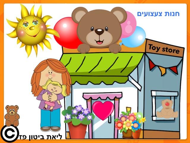 מיון והכללה: צעצועים by Liat Bitton-paz