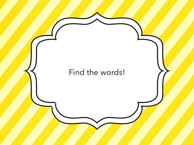 Find It! by Alex Paul