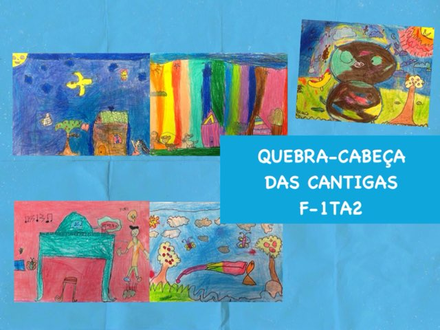 PROJETO CANTIGAS - F1TA2 - 2017 by porto morumbi