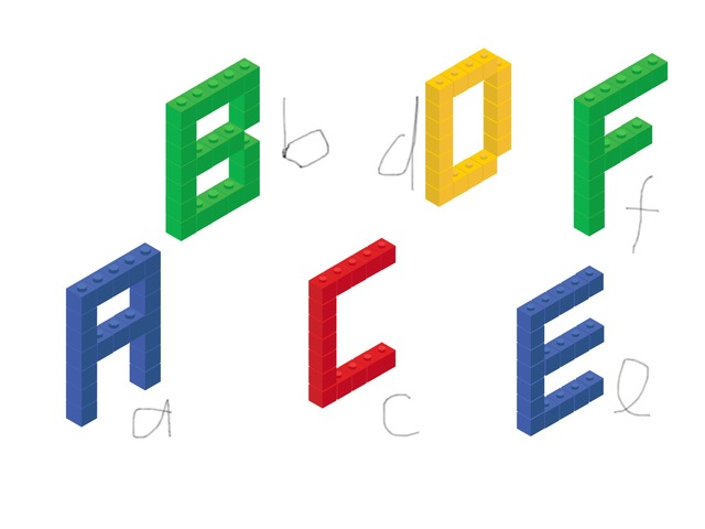 Normal ABC Puzzle by BuGeR TeAm