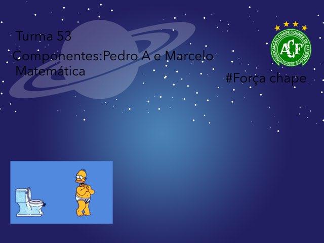 Pedro A E Marcelo by Rede Caminho do Saber