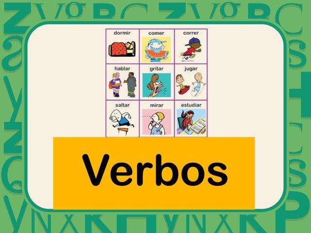 Verbos by Rosalva Correa