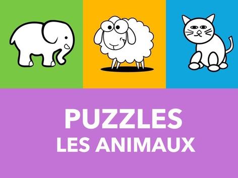 Puzzles - Les animaux by Puzzle Land