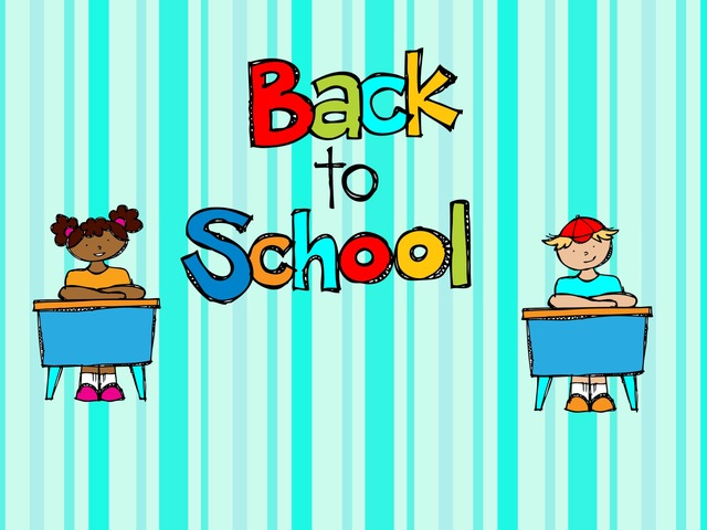 Back To School! by TinyTap creator