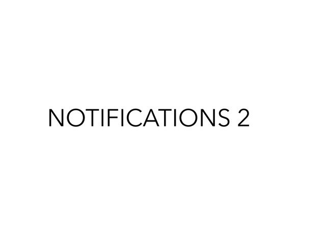 Notifications2 by Test Notifications2