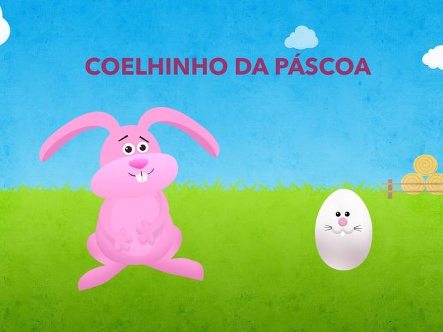 COELHINHO DA PÁSCOA by Daianne Martins