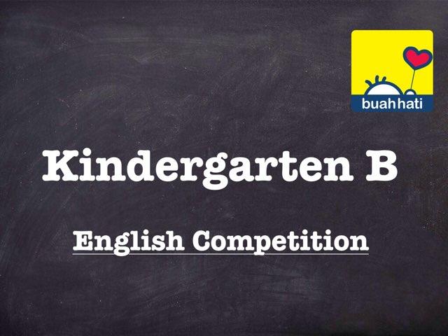 English KB B by Gundala Petir
