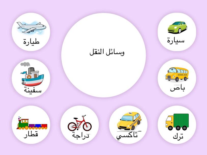 لوحة وسائل النقل by מייסר Micherqy