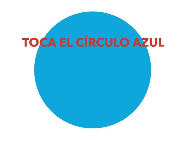 Toca El Circulo Azul by Jose Sanchez Ureña
