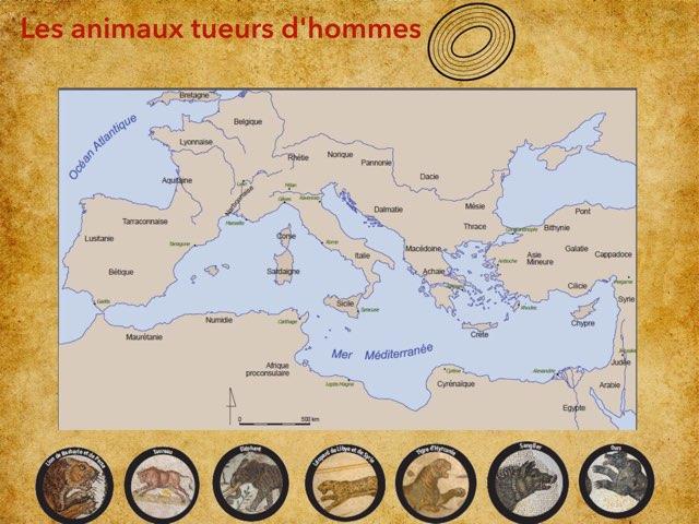 Les Animaux Tueurs by GE PRI