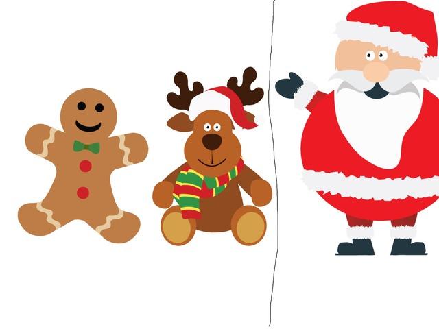 Help Santa by Ruby McClellan