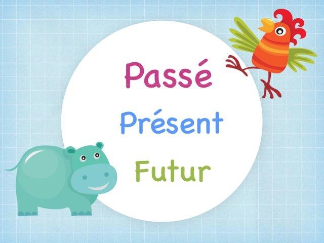 Passé Présent Futur by Marielle Bringer