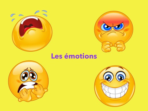 Les Émotions by Annie Bérubé