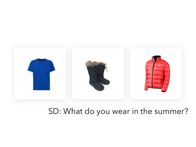 What Do You Wear In..... by Nicole Lombardi