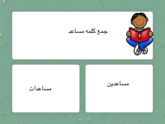 أنواع الجمع  by Rabab Jabali