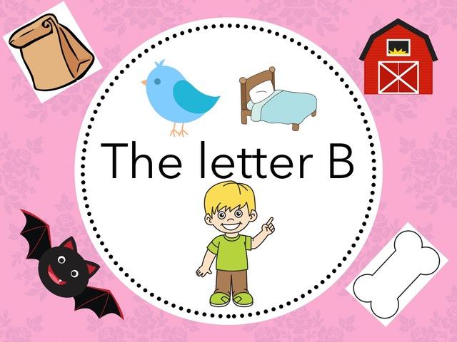 Letter B by Logan Dodd